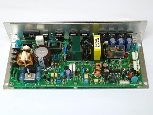 自動切換え式 直流無停電電源装置