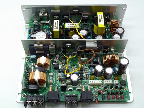 ピーク出力型 直流無停電電源装置